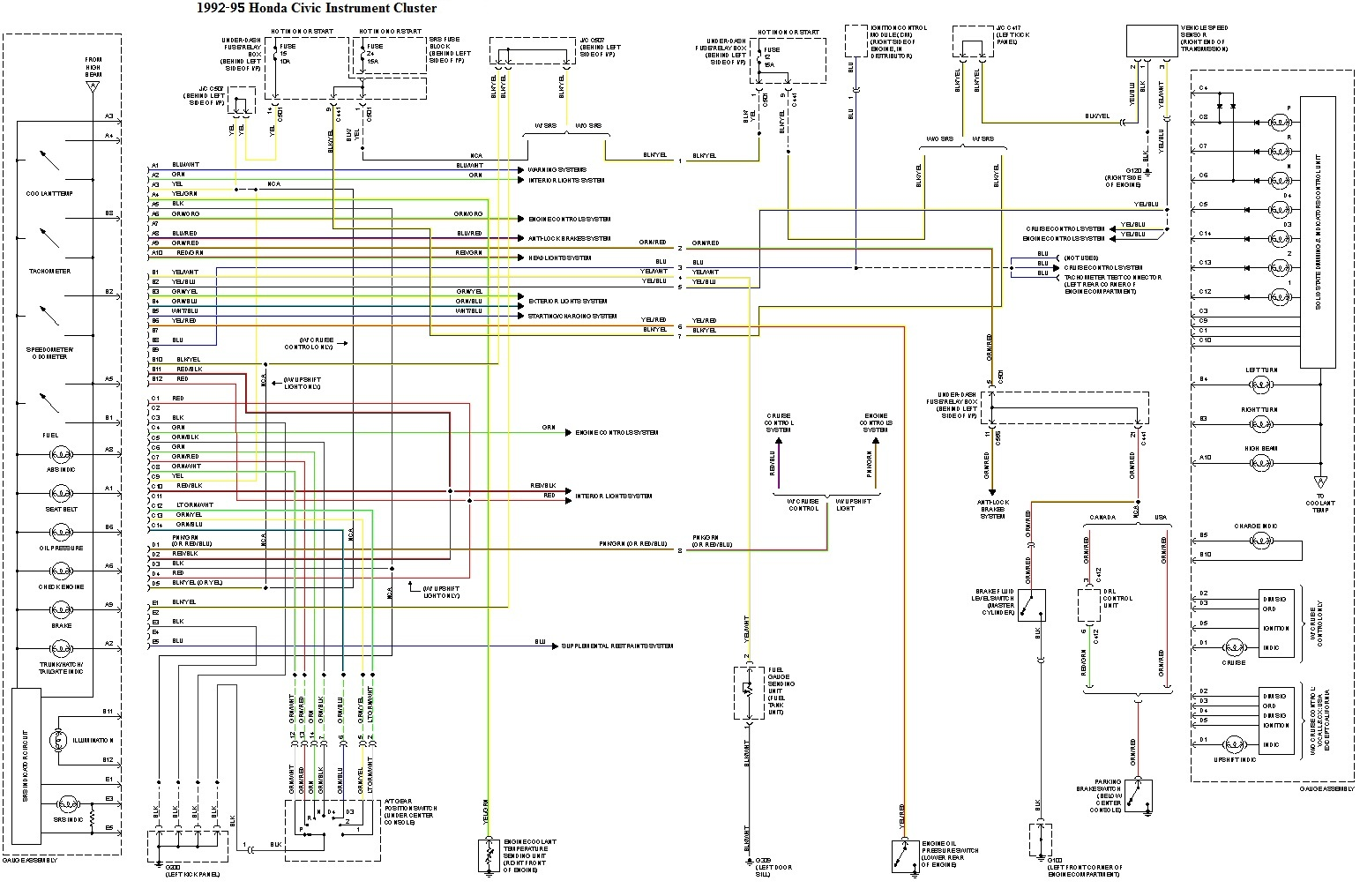 wiring diagram d series org